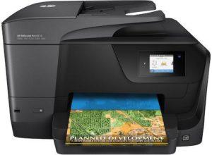 Skrivare HP Officejet Pro 8710